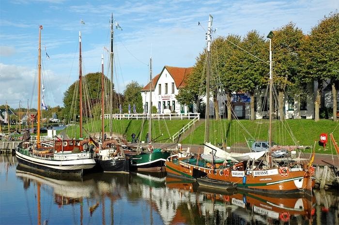 Hafen für Wangerooge