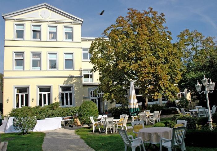Hotel Villa am Park auf Wangerooge