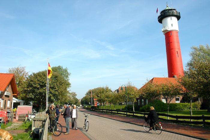 Leuchtturm auf Wangerooge