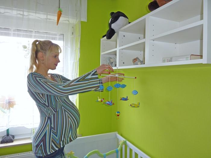 Elischeba Wilde - Kinderzimmer einrichten in der Schwangerschaft