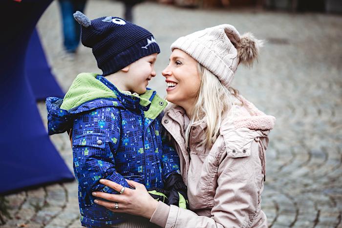 Mamablog mit Tipps - Elischeba und Sohn