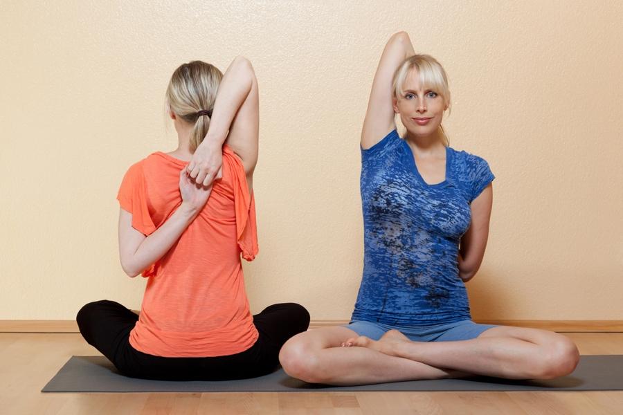 Elischeba Yogamodel in Nierstein