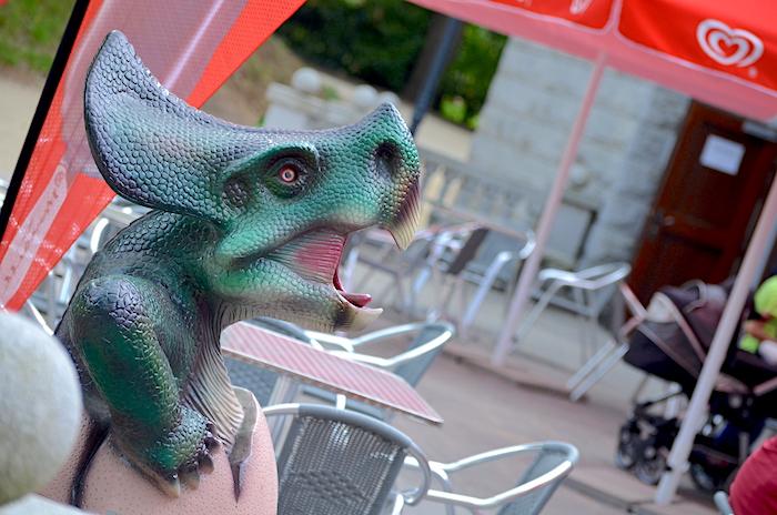 Dinosaurier Ei in Metelen