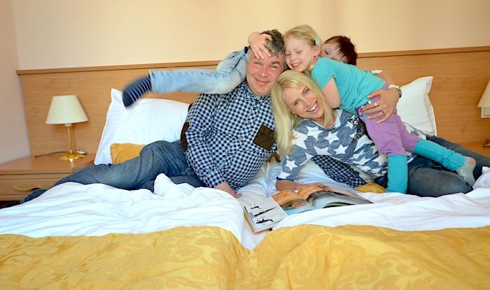 Familyblogger in Franzensbad