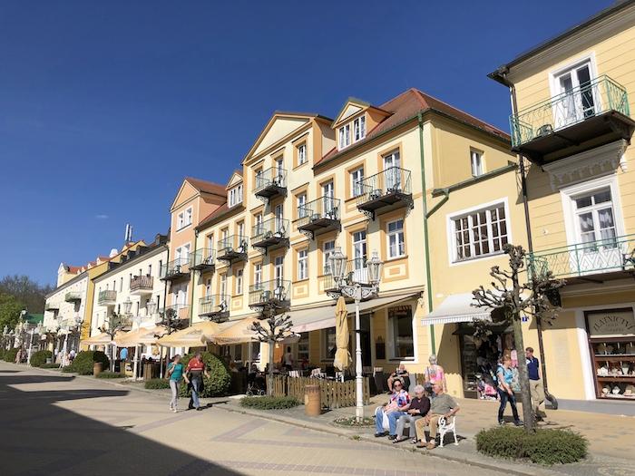 Franzensbad City