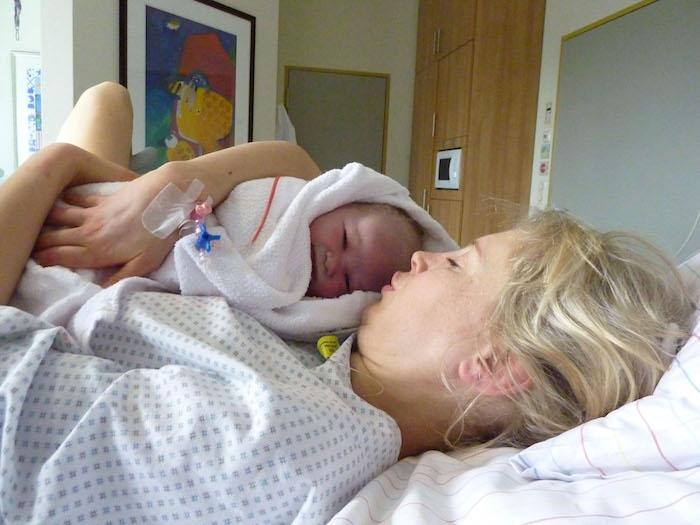 Leons Geburt