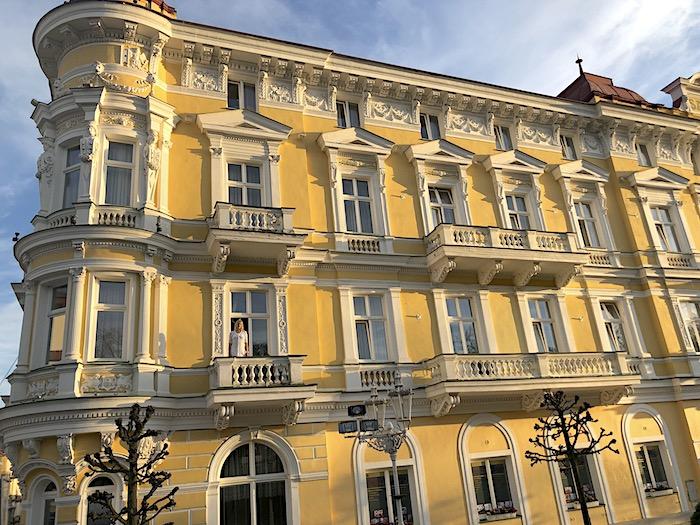 Savoy Hotel Franzensbad