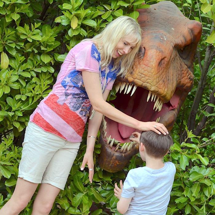T-Rex in Metelen