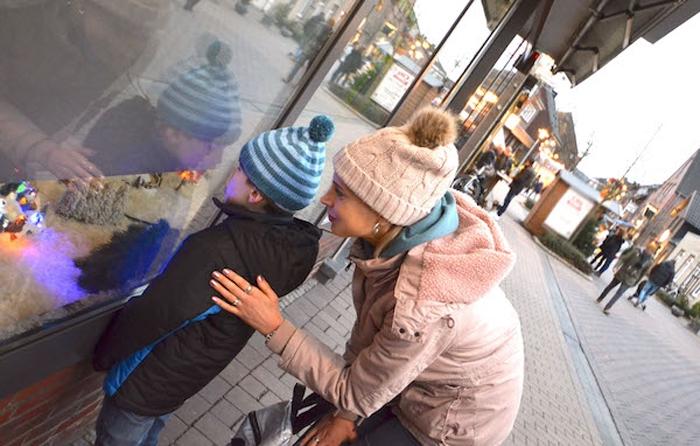 Dezember mit Kindern