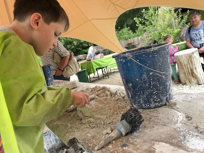 Dino-Camp zum mitmachen