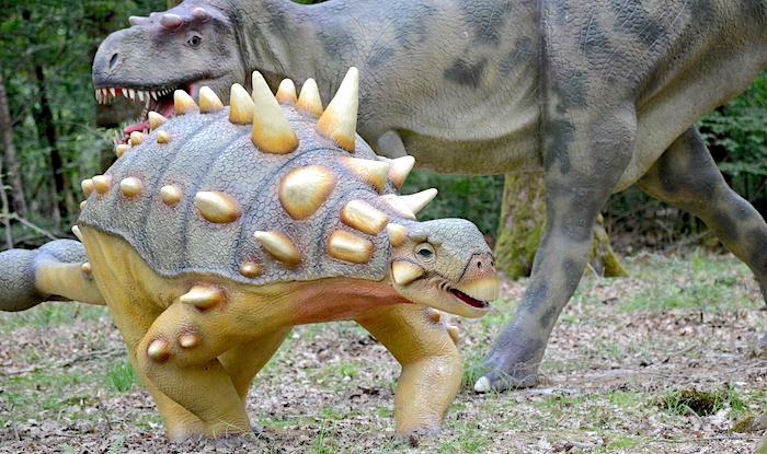 Dinopark in Rheinland-Pfalz