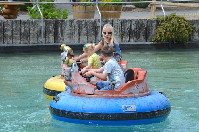 Eifelpark Wasserboote