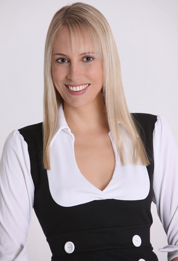 Elischeba Wilde - Business Portrait