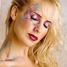 Elischeba Wilde - Portrait - Colours
