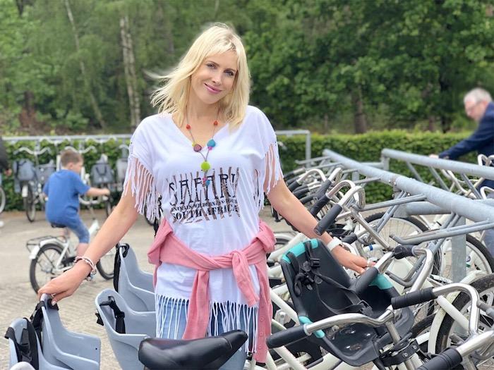 Fahrrad fahren in der Veluwe