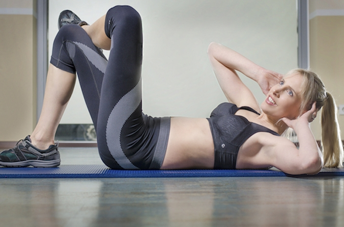 Fitness Model Elischeba Wilde