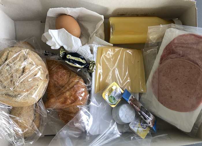 Frühstücks-Service im DroomPark