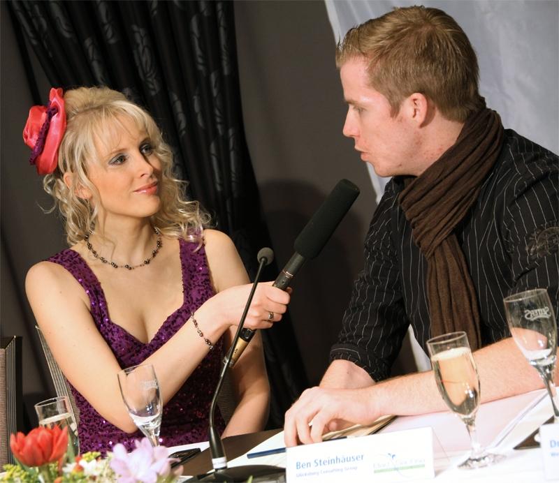 Elischeba Interview mit dem Veranstalter