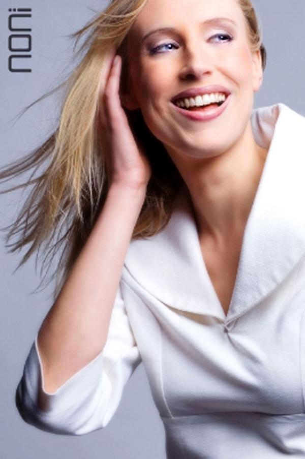 Elischebas Fotoshooting für NONI Fashion
