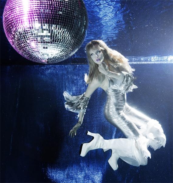 Elischeba Wilde - Disco Queen unter Wasser