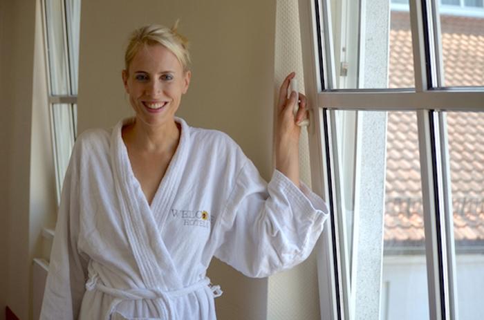 Wellness im schönen Welcome Hotel Bad Arolsen