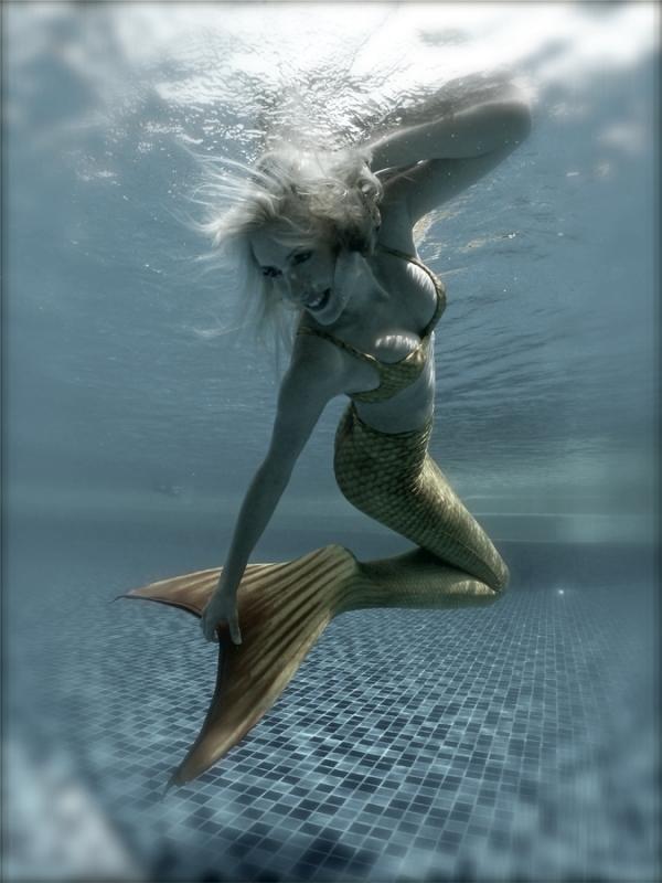 Elischeba Wilde - Meerjungfrau