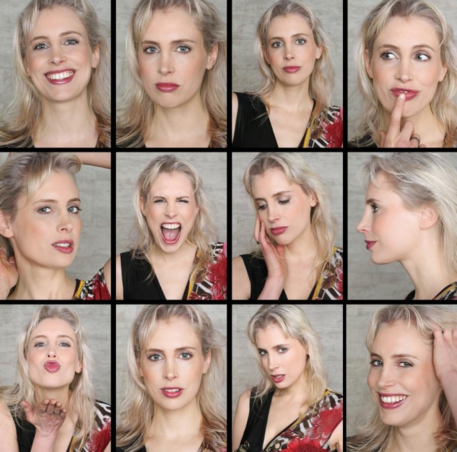 Elischeba Wilde - Portrait - Mimikspiel