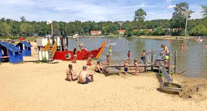 Strand Urlaub Veluwe