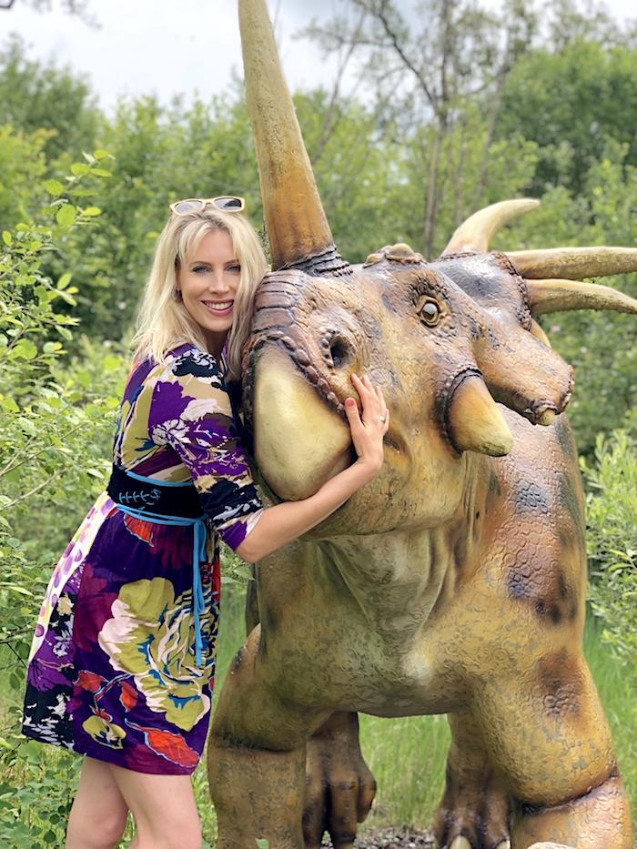 Elischeba Triceratops Teufelsschlucht Eifel