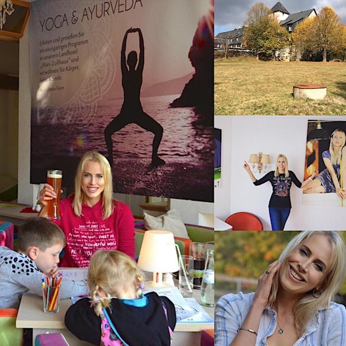 Yoga, Ayurveda und Waldtage im Landhotel Altes Zollhaus