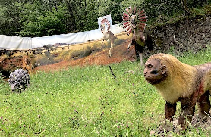 Zukunft im Dinopark in der Eifel
