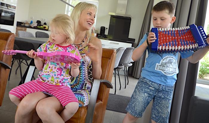 Akkordeon für Kinder