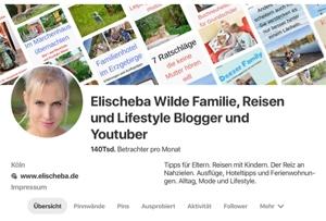 Elischeba Wilde bei Pinterest