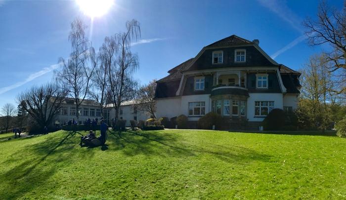 Villa Wewersbusch Hauptgebäude