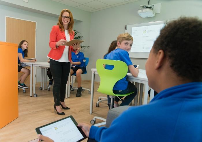 Unterricht mit dem iPad