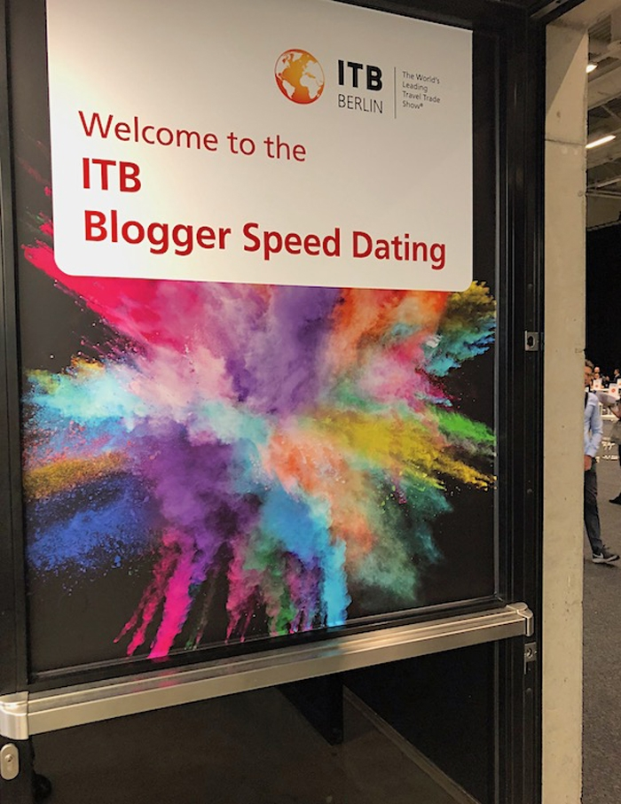 ITB Blogger Speed Dating