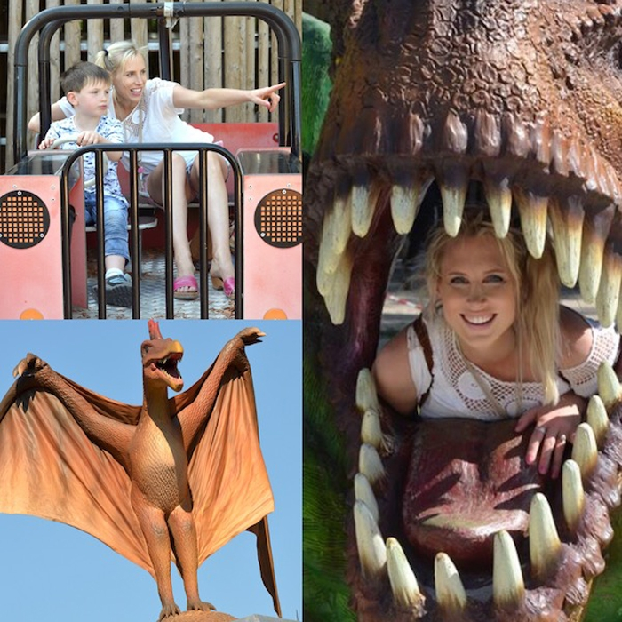 Dinoland Zwolle - Dinopark für Kinder