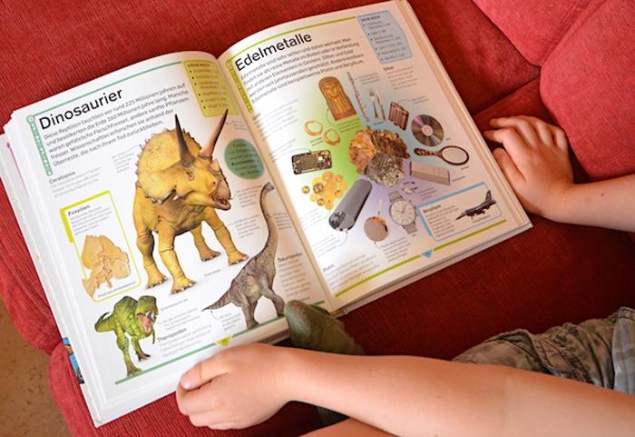 Dinosaurier im Lexikon