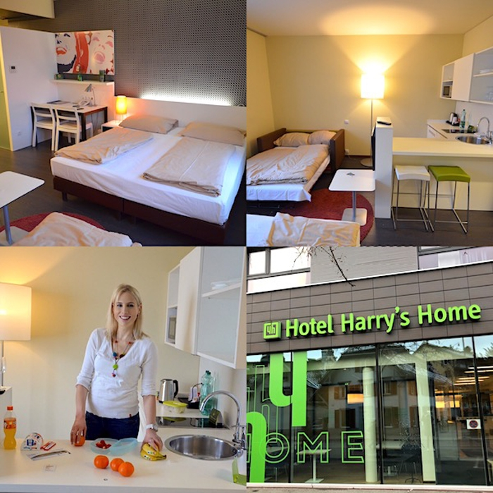 Hotel Harry´s Home