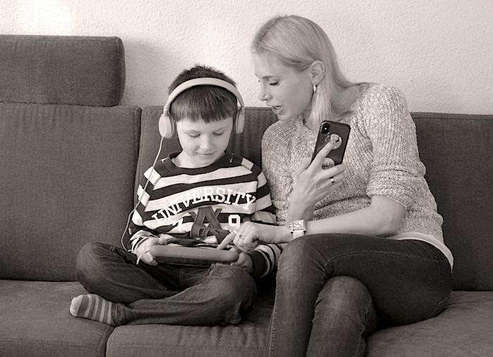Medienkonsum mit Kindern