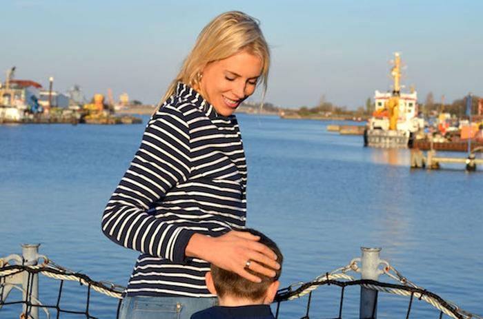 Model und Mama Reisen mit Kindern Wilhelmshaven