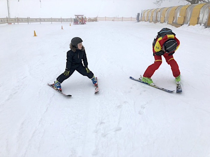 Privatstunde Ski Kinder