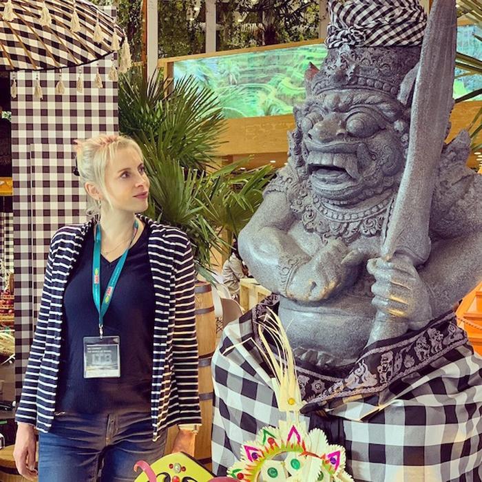 Reisemesse Blogger