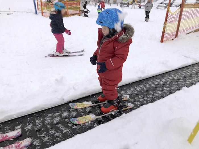 Skilift für Kinder