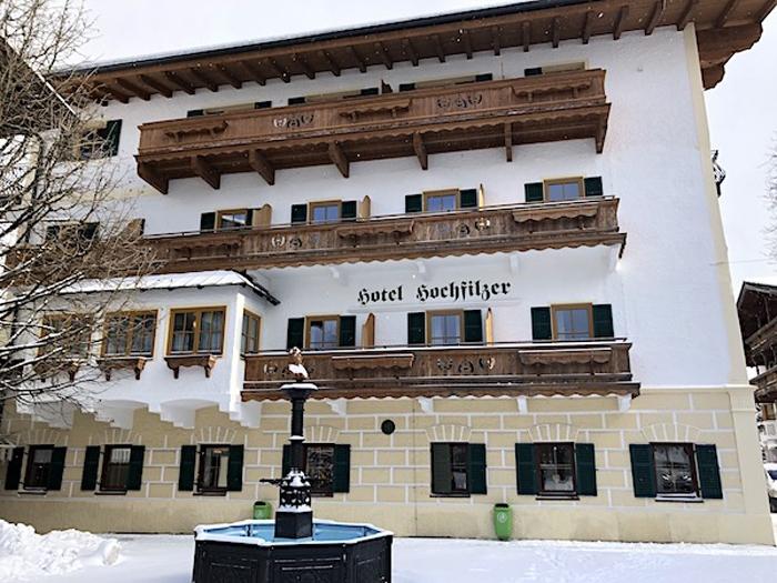 Skihotel am Wilden Kaiser - Hotel Hochfilzer