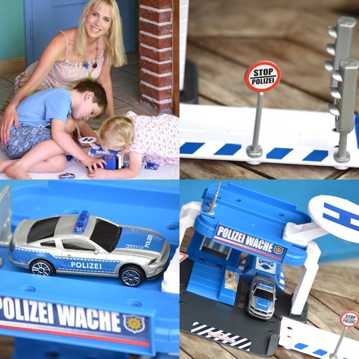 Spielzeug Polizeiautos