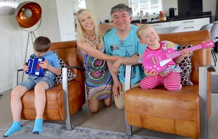 vlogger family