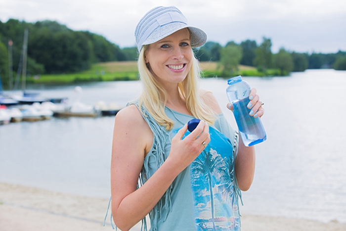 Wasser trinken - Osmosewasser - Elischeba