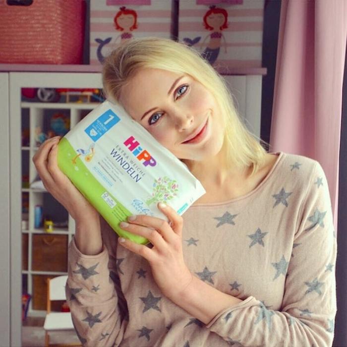 HiPP Babysanft Windeln für empfindliche Haut