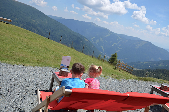 Ausblick Restaurant Bergbahn